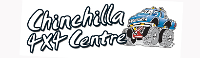 Chinchilla 4×4 Centre Logo